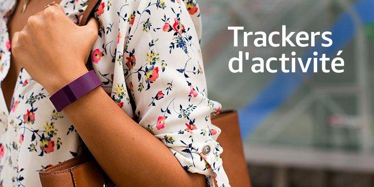 Trackers d'activité