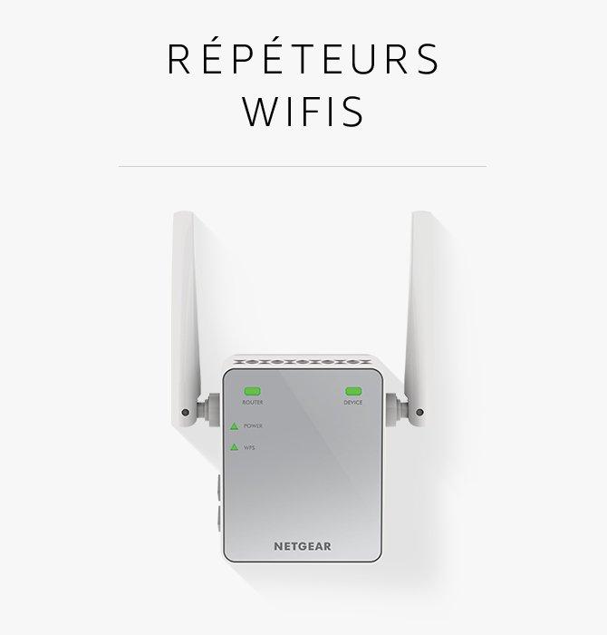 Répéteurs wifi