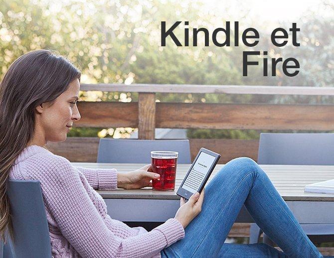 Kindle et Fire