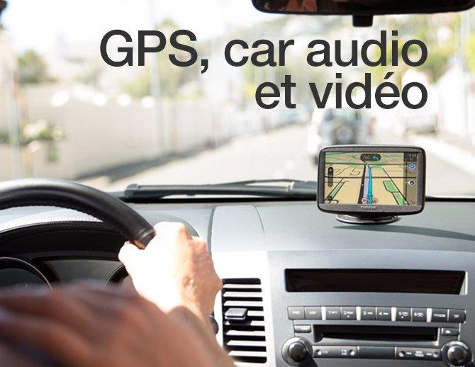 Boutique GPS, Car audio et vidéo