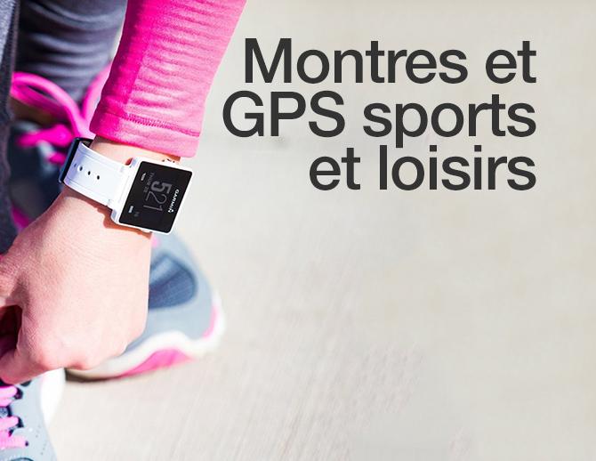GPS Sport et loisirs