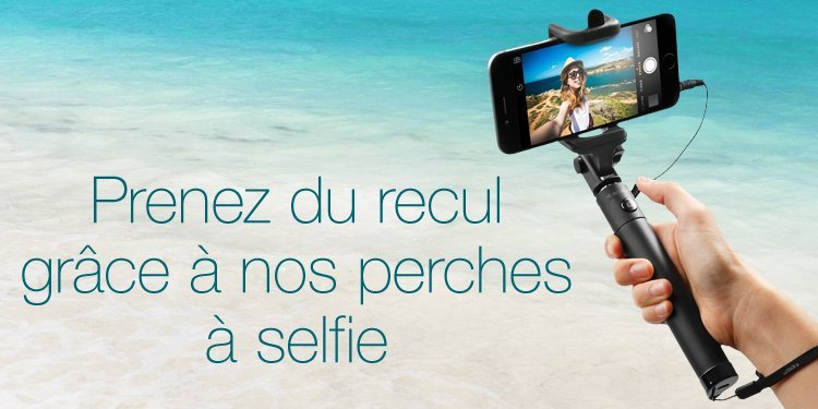 Perches à selfie