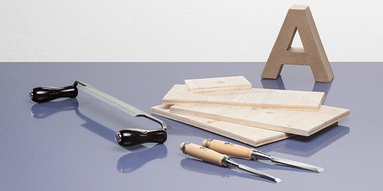 Apprenez à sculpter le bois
