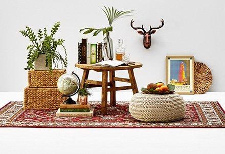 meubles et deco Hemingway style