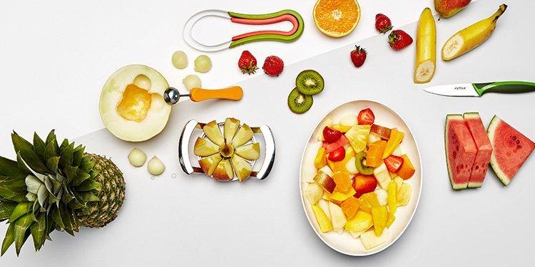 Tout pour découper vos fruits