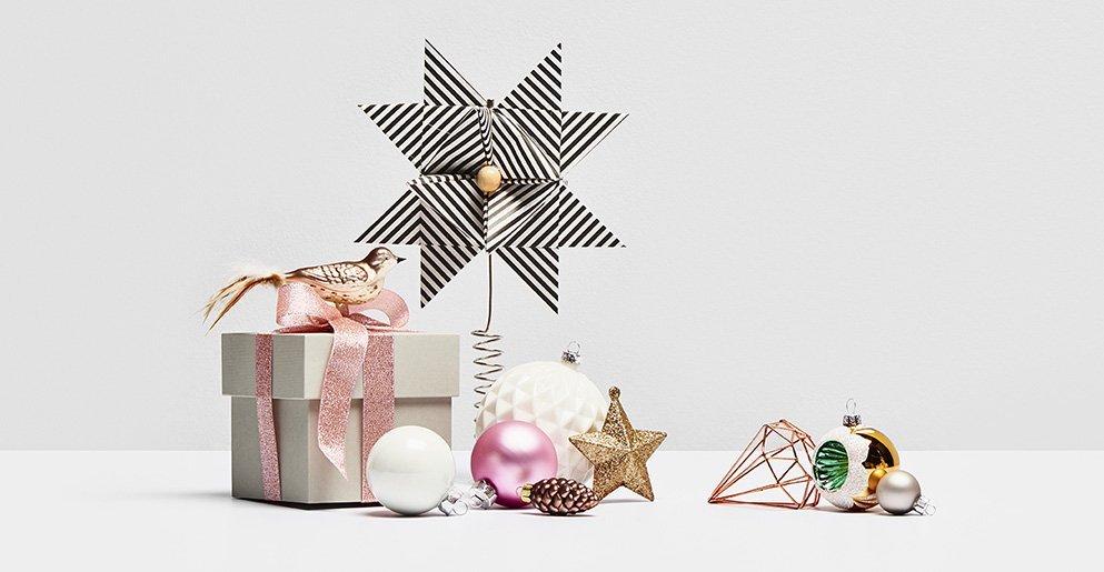Décorations de Noël design