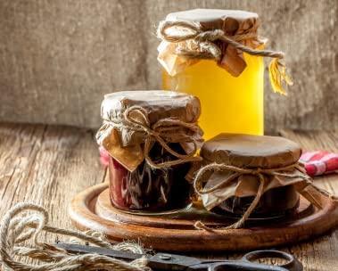 Découvrez notre sélection de miels et confitures