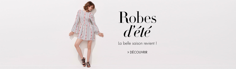 Robes Femme Collection Printemps Ete 2016