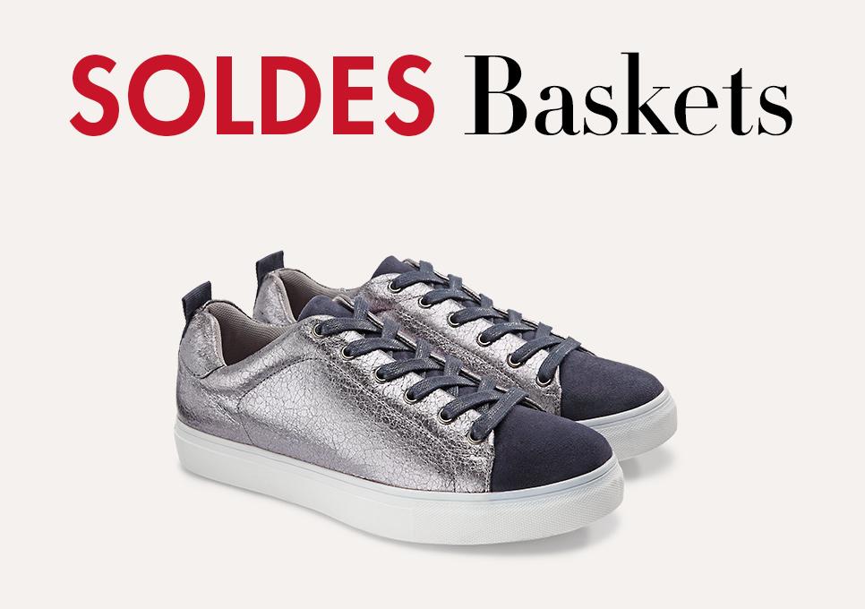 Soldes Baskets
