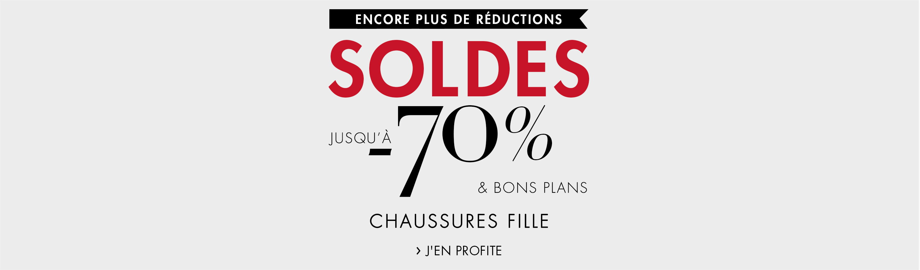 Soldes - Chaussures Fille
