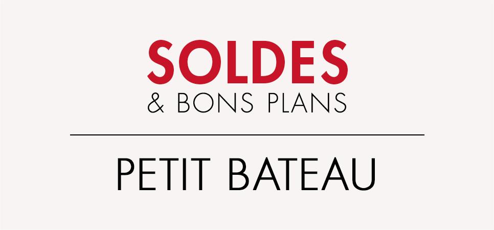 Soldes Bébé - Petit Bateau