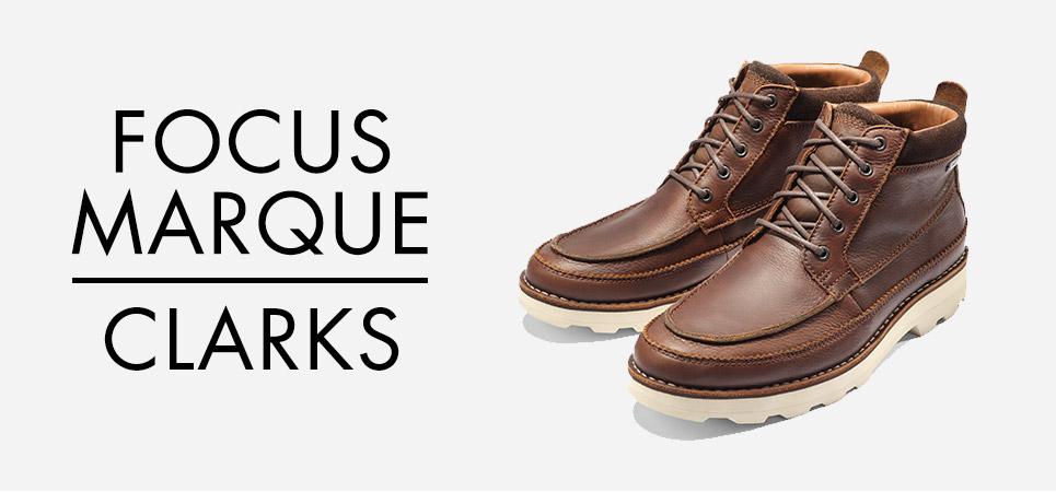 Brand Focus: Clarks