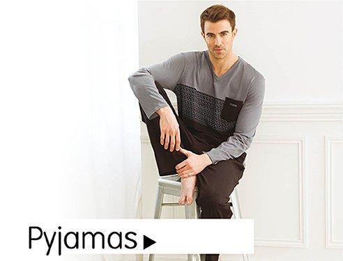 Pyjamas homme Athena