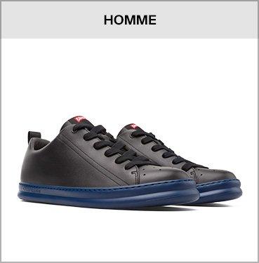 Uno - Chaussures De Sport Pour Les Hommes / Camping Noir 5Gbfty
