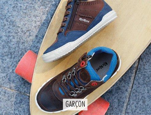Kickers Garçon