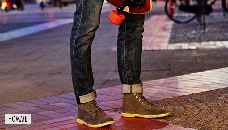 Kickers Homme