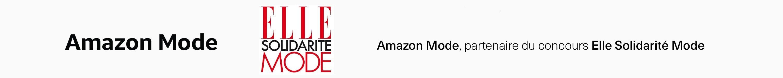 Elle Solidarité x Amazon Mode