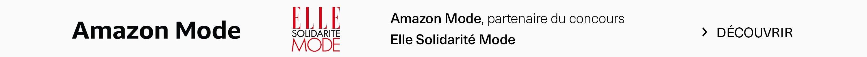 Elle Solidarieté pour Amazon Mode