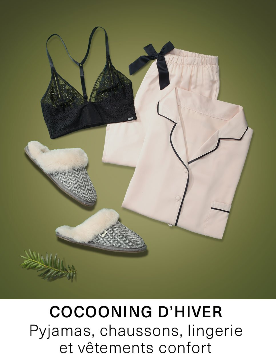 Cocooning d'hiver