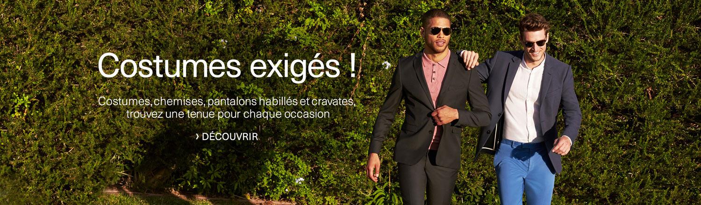 Looks élégants pour homme