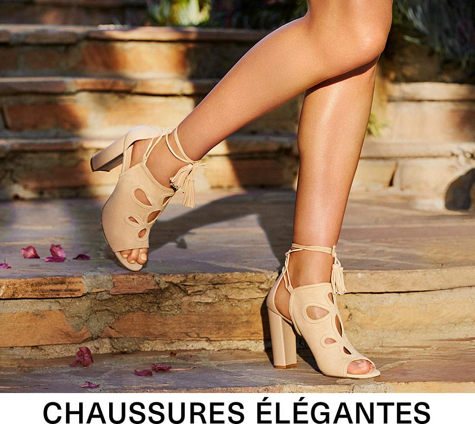Chaussures élégantes