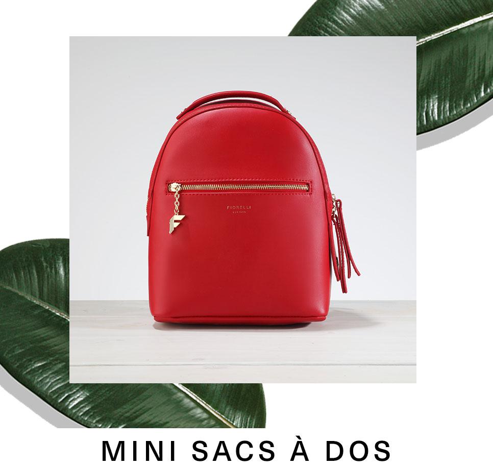 Mini Sacs à dos