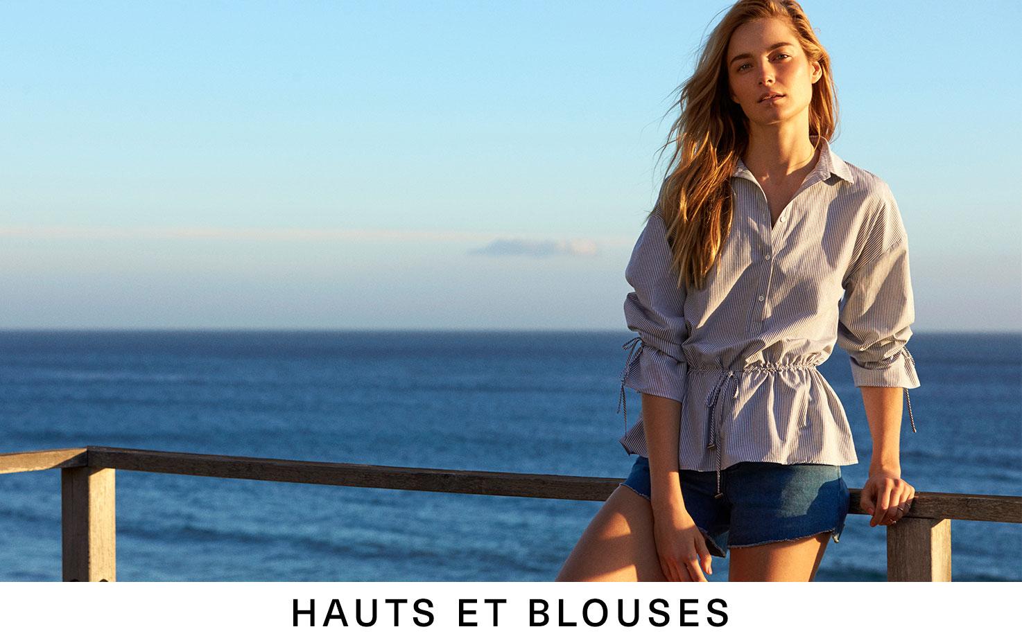 Hauts et blouses