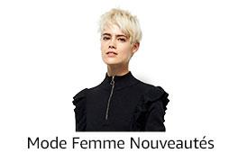 Nouveautés Mode Femme