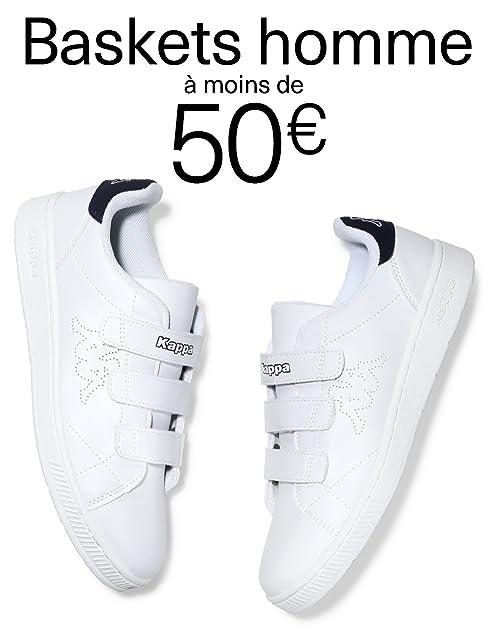 Baskets homme à moins de 50€