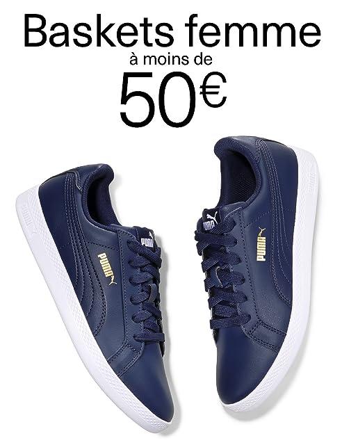 Baskets femme à moins de 50€