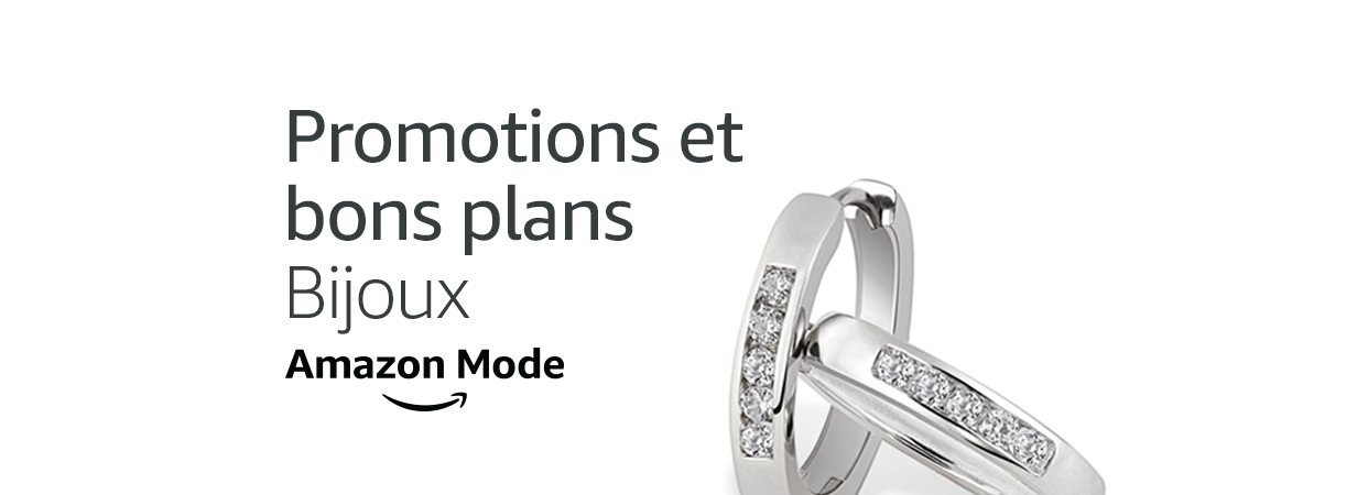 Promotions et bons plans bijoux