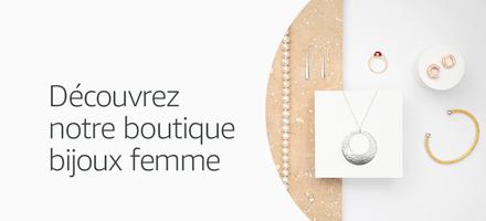 Boutique Bijoux femme
