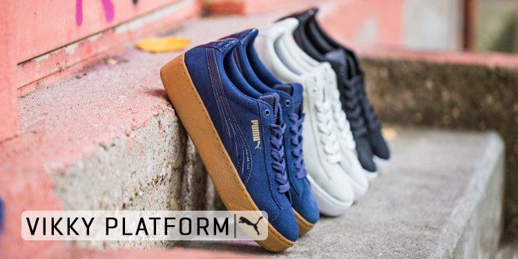 Puma Platform Vikky