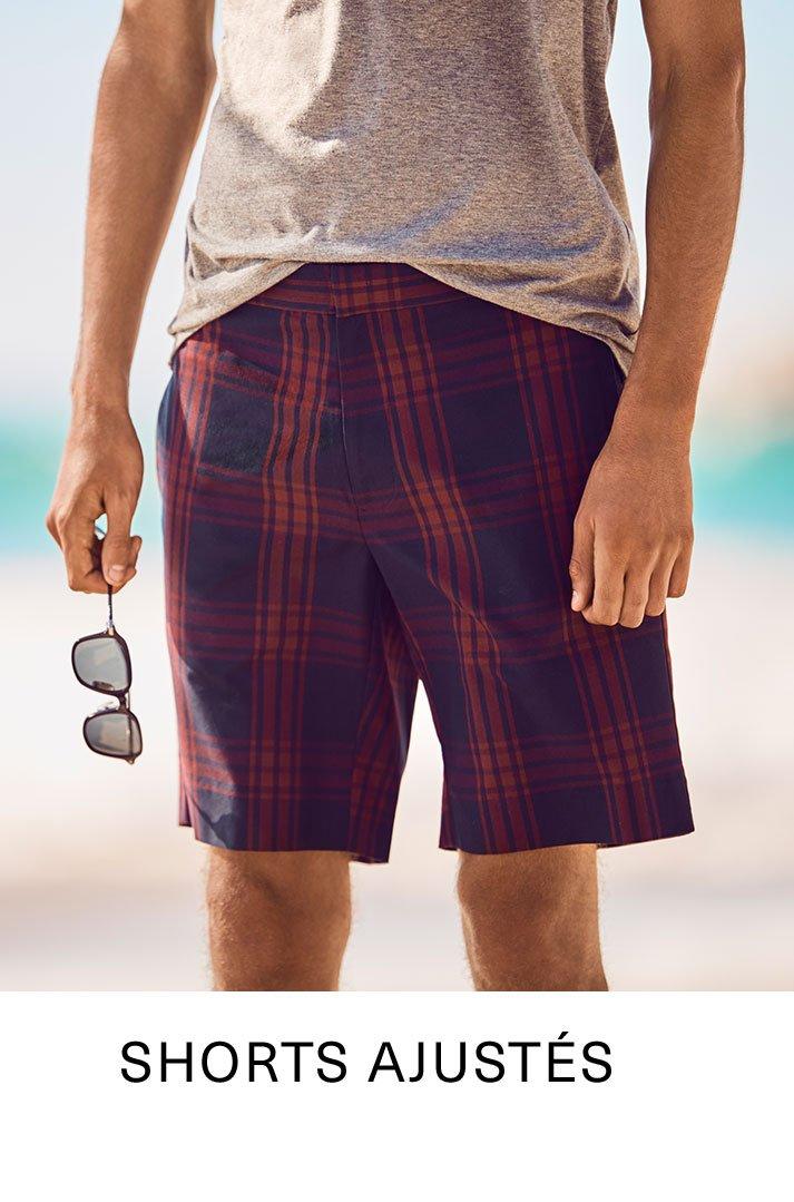 Shorts ajustés