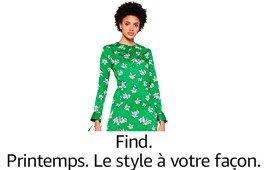 find. Le style à votre fa?on.
