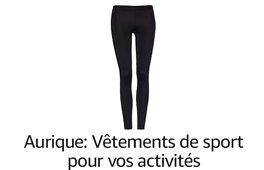 Aurique: Vêtements de sport pour vos activités