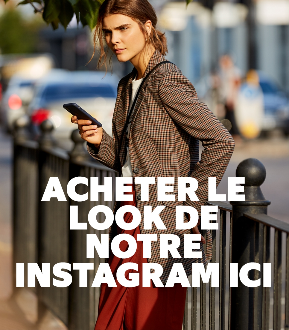 Acheter le look de notre instagram ici
