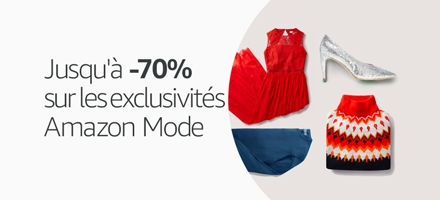 Nos marques Mode en promotion