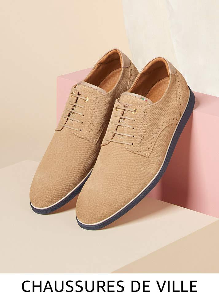 Chaussures de ville a lacets