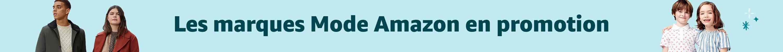Les marques Mode Amazon en promotion
