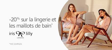 -20% sur lingerie