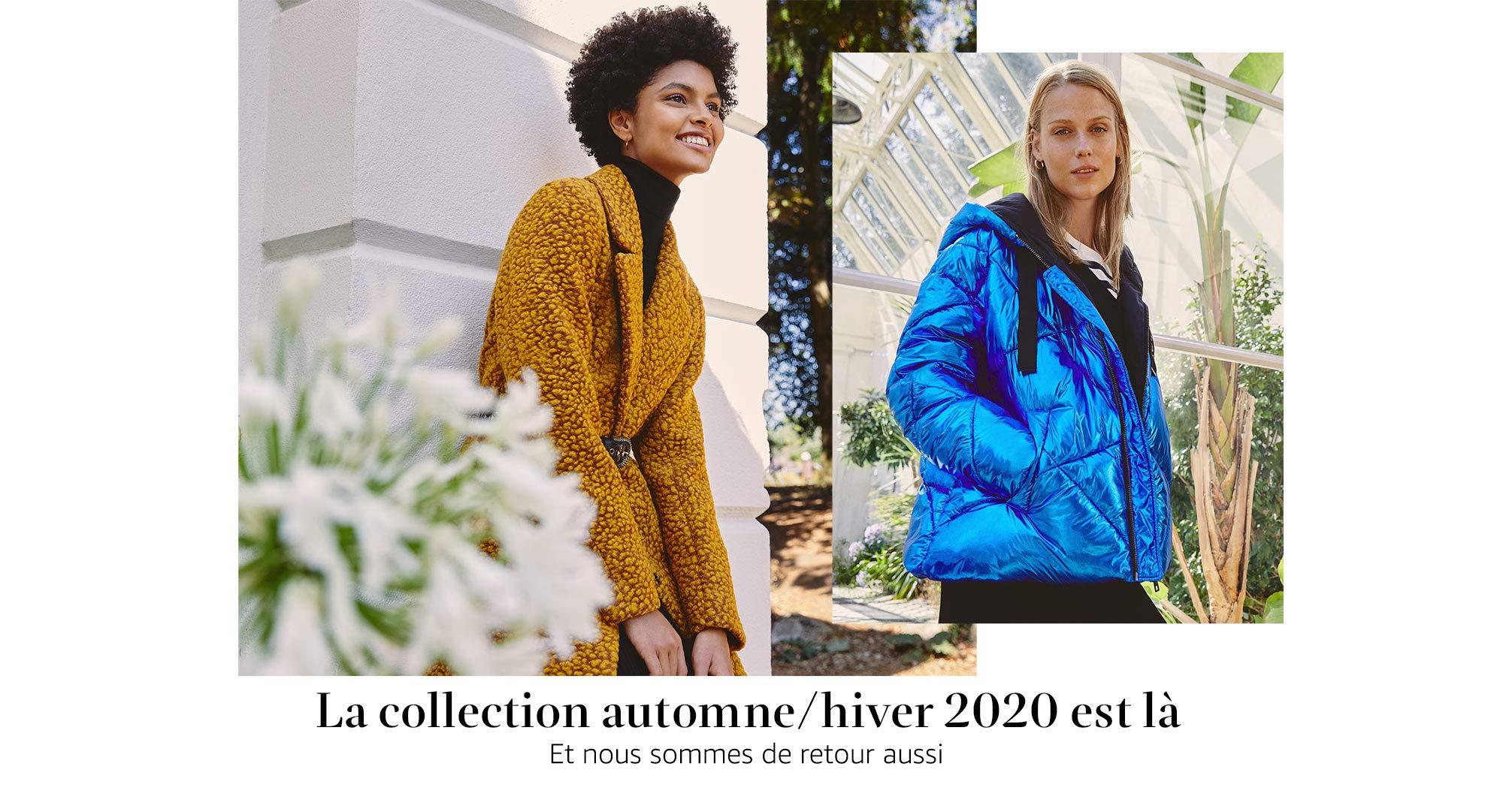La collection automne/hiver 2020 est là