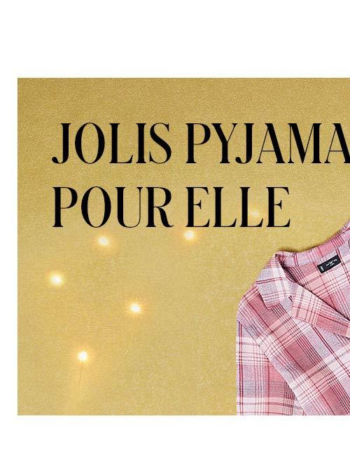 Pyjamas pour filles
