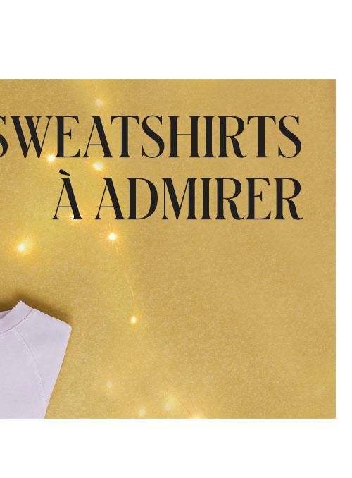 Sweatshirts pour femmes