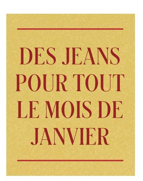 Jeans all Jan long