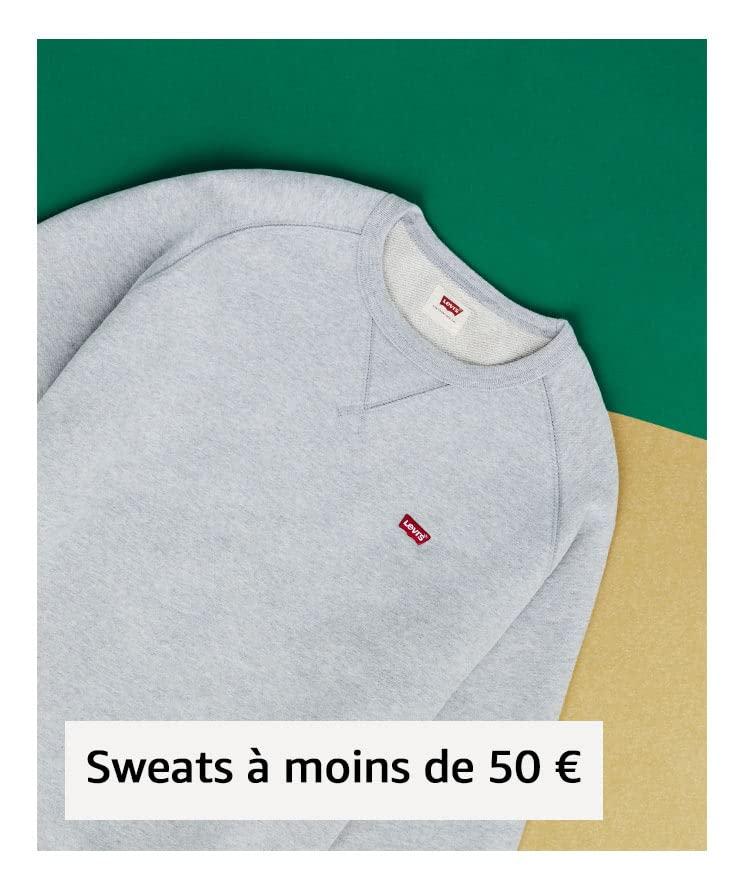 Sweats à moins de 50 €