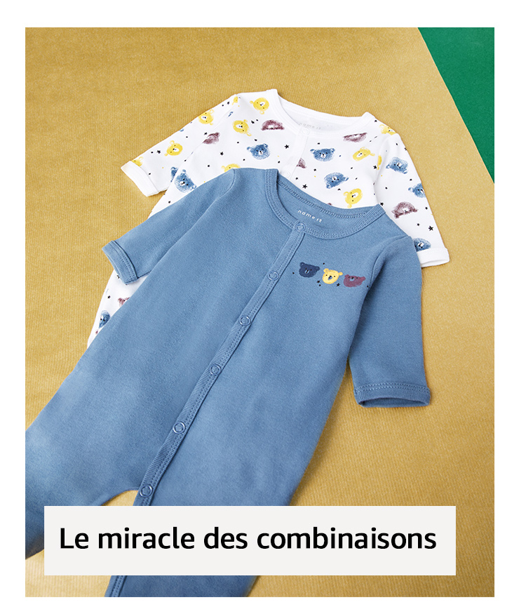 Le miracle des combinaisons