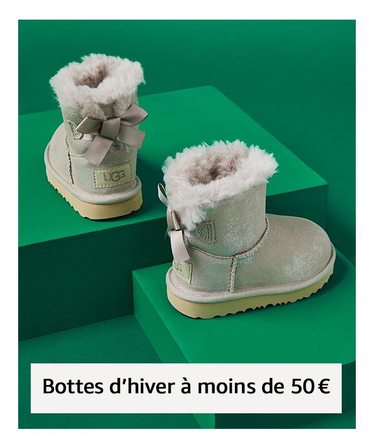 Bottes pour sauter dans les flaques à moins de 50 €