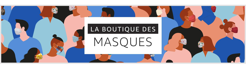 La boutique des masques