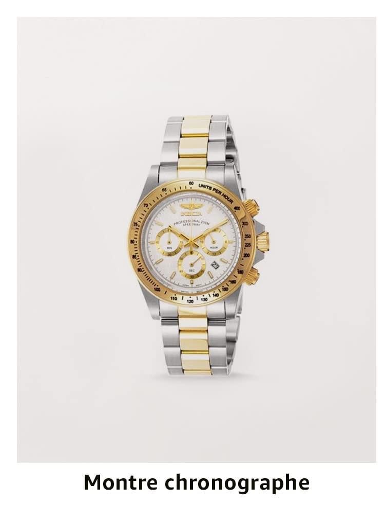 Montre chronographe